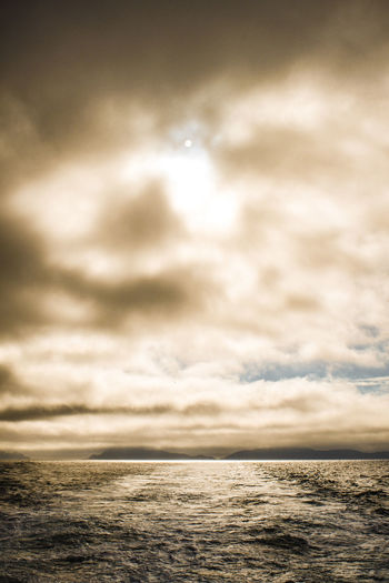 The 43 Golden Moments Sea View Sea And Sky Sea_collection EyeEm Gallery Nature_collection Nature Photography Nature Learn & Shoot: Balancing Elements Relaxing Golden Light Cloud Formations Clouscape Cloud_collection  Sailing Check This Out 43 Golden Moments
