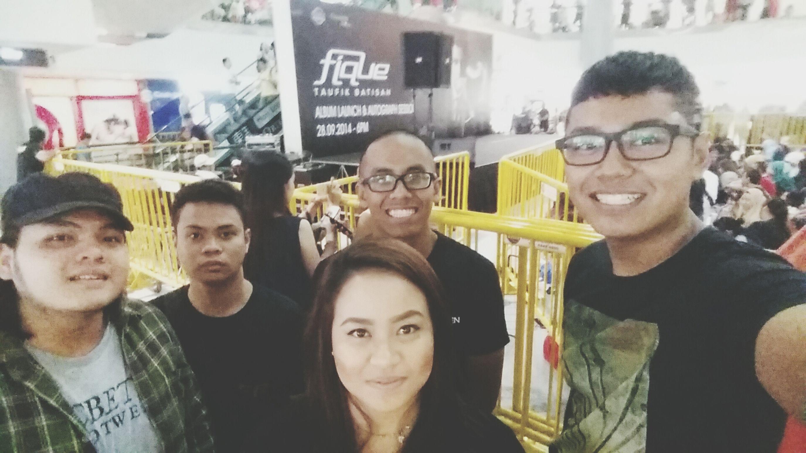 Taufik Batisah Album Launch