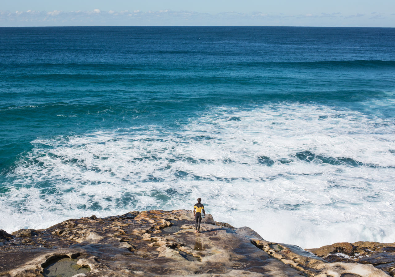 Beautiful stock photos of surf, Adult, Blue, Calm, Day