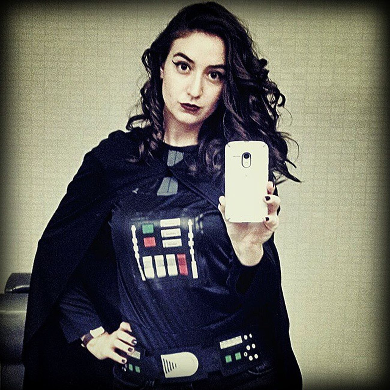 May I introduce... Lorde Vader. Lorde Darthvader Lordevader Halloween costume pun