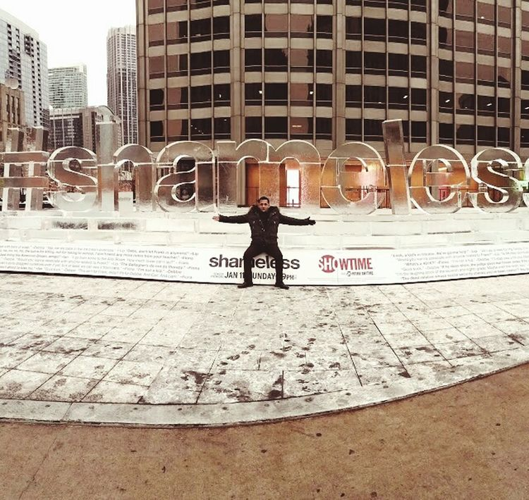 Shamless Chicago Funpic Just For Fun Boys Will Be Boys