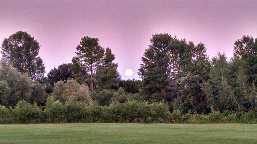 Taken in Northern New York. Relaxing Moon Moonlight Moon Light Moon Shots Moonshine Moon_collection Full Moon