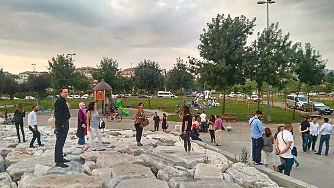 Türkiye Istanbul Bostancı Come Together