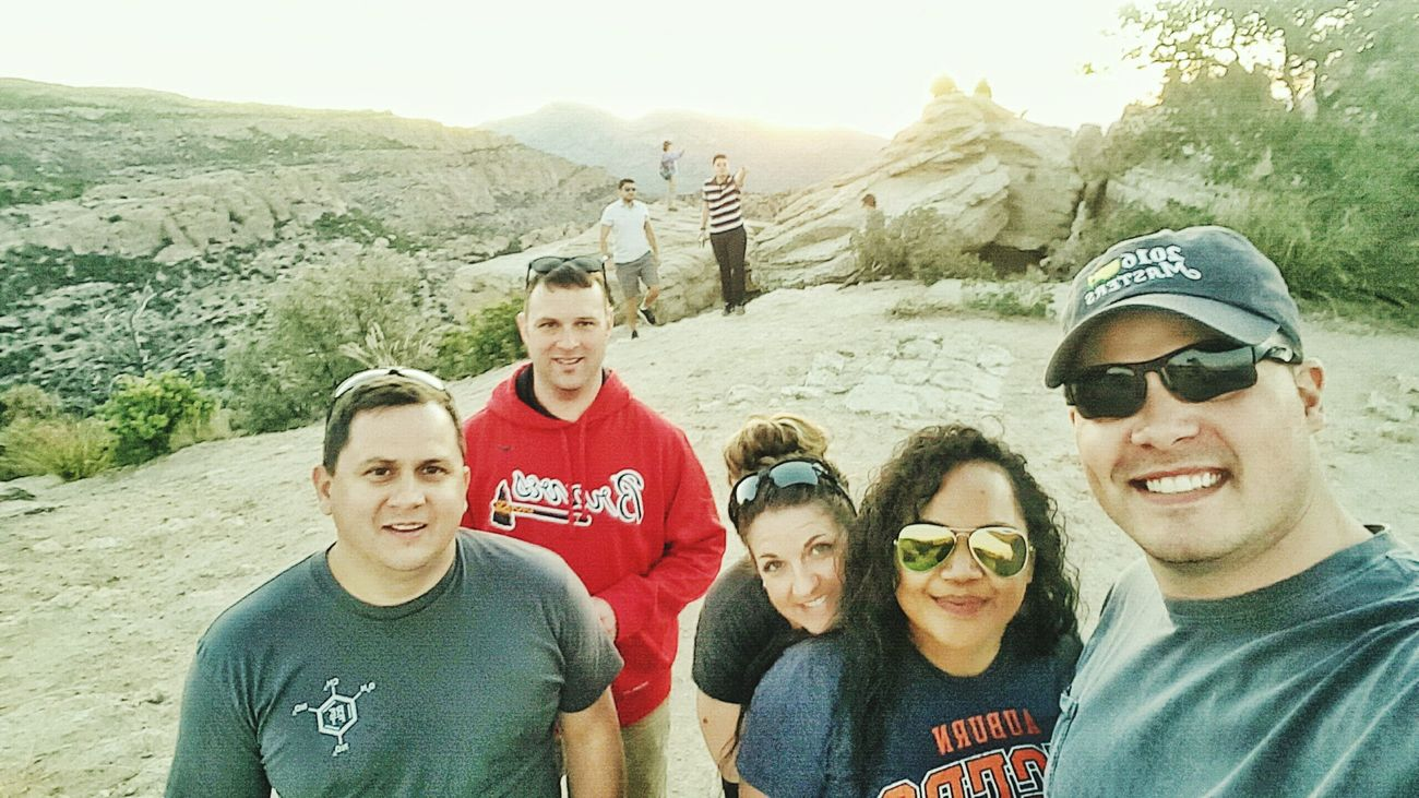 Good times. Good vibes. Good people. Selfie Friendship Outdoors Lifestyles Adults Only Crazy Hair Cheers 🍻 Relaxing Scenics SHINANIGANS!!! Lunchtime View Mountain Range Army Aviation Lakota Aviation Army National Guard Sunset Aviation Arizona Landscape Arizona Sky Arizona Chronicles