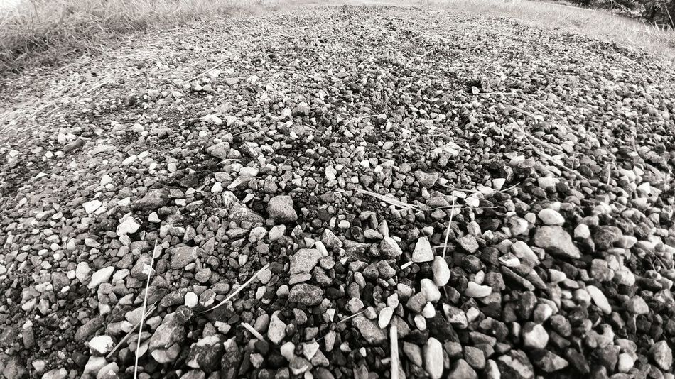 Road Droga Ziemia Earth Trawa Grass Czarnobiałe Black & White Czarno-białe Black And White Kamienie Stones Lg G5 LG  Lgg5photography Smartphonephotography Smartphone Photography Monochrome Photography