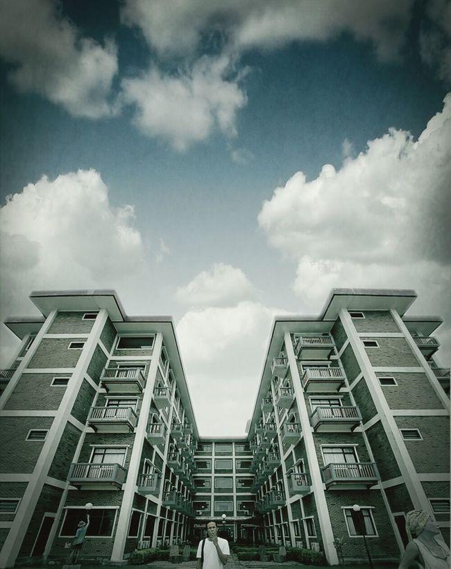 City Clouds Landscape Sibolga creativemediastudio
