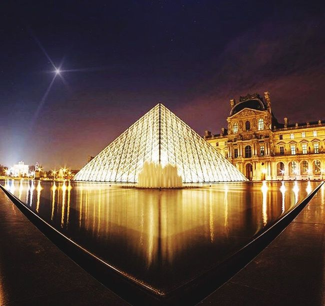 Musse Du Louvre Paris France