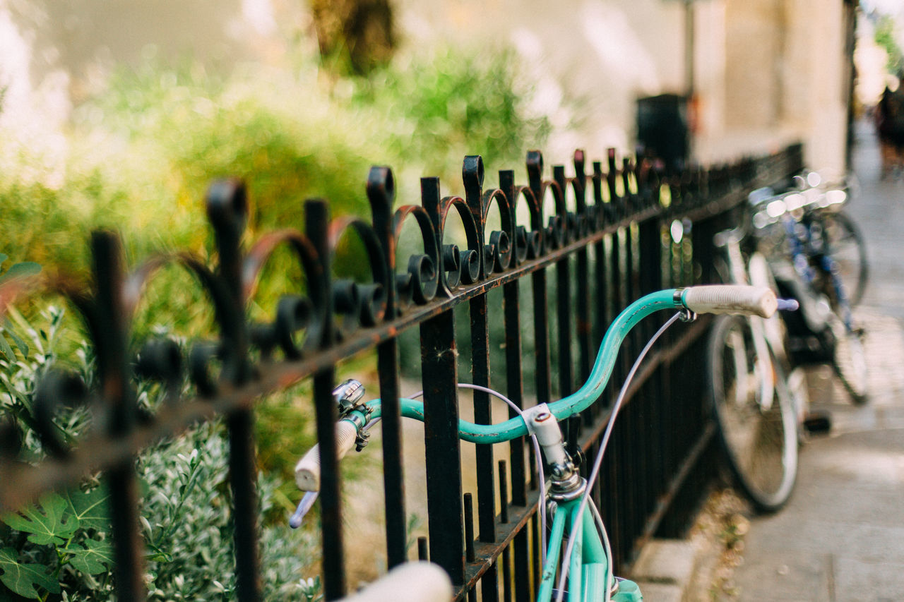 Beautiful stock photos of transport,  Day,  Fence,  Focus On Foreground,  France