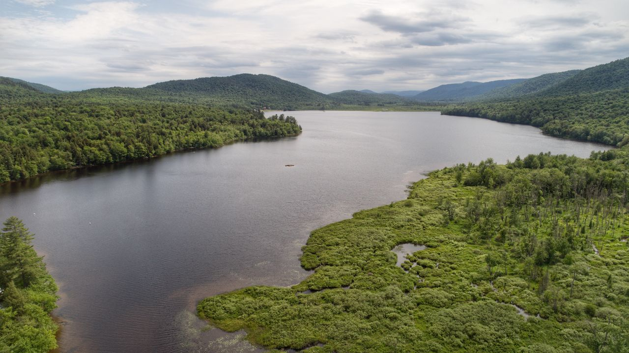 Lower Indian Lake-Adirondack Mountains 4840556 Aerial Photography Outdoors Aerial View Nature Waterfront Lake Adirondack Mountains Adirondacks