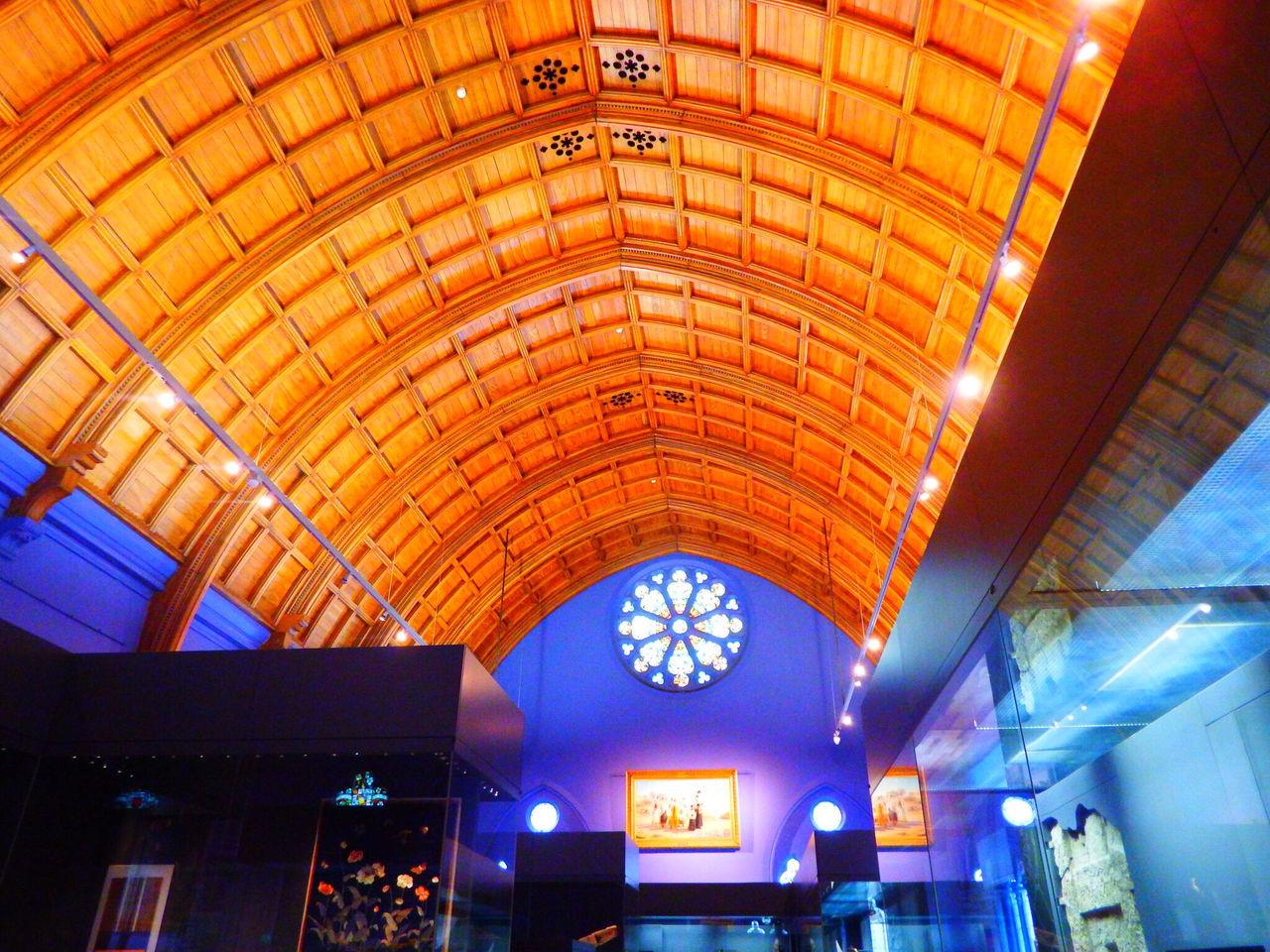 Interior Of Mcmanus Galleries