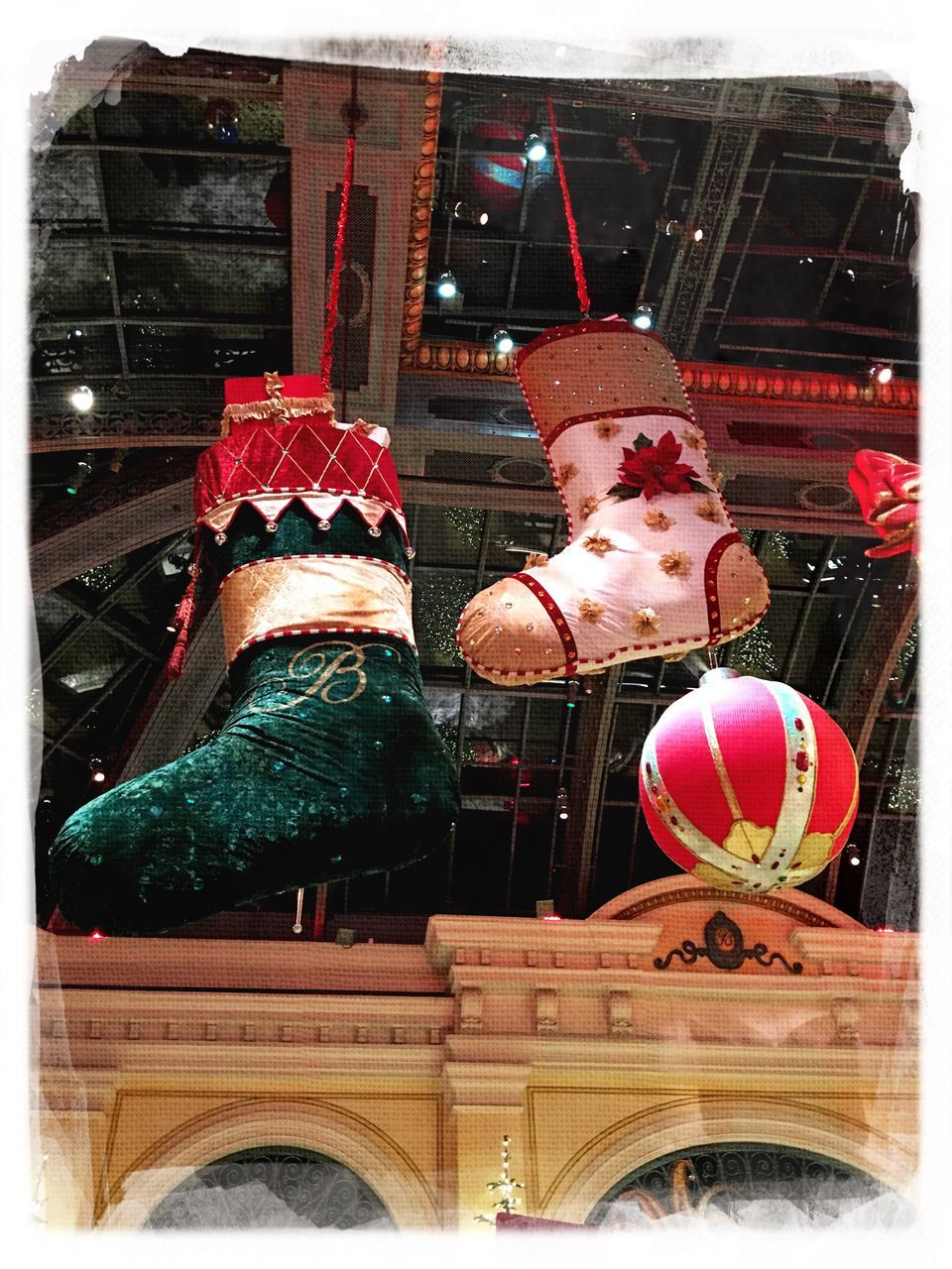 christmas, tradition, cultures, market, celebration, christmas decoration, no people, outdoors, red, close-up, hanging, lantern, day, illuminated