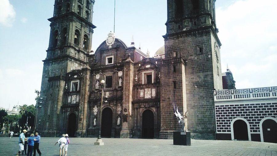 Catedral de Puebla de los Angles