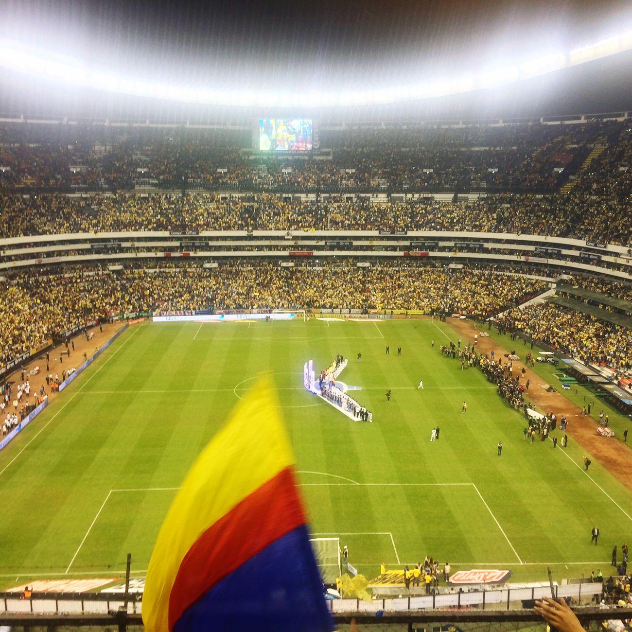 Club America CAMPEÓN CAMPEÓN CAMPEÓN HAY UNO SOLO ?? Estadioazteca Mexico City