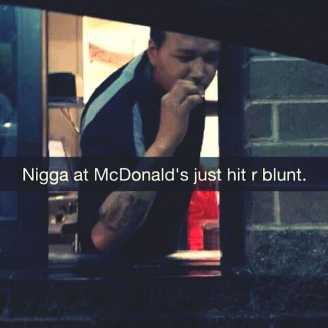Marijuana Smoking With The Cashier DOPE Ots