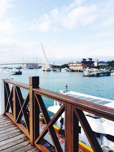 Danshui Tamsui Fisherman's Wharf 漁人碼頭 台灣 Taiwan