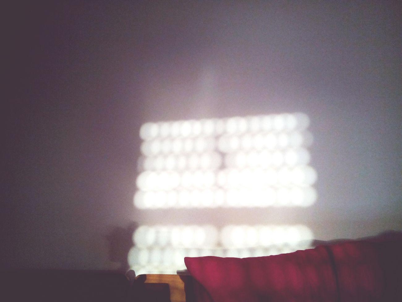 Hello World Relaxing Bedroomlight