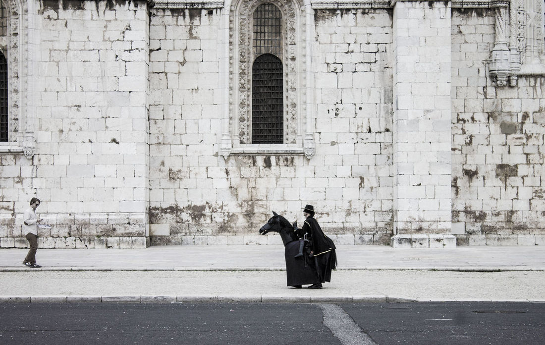 Architecture Built Structure People Street Zorro