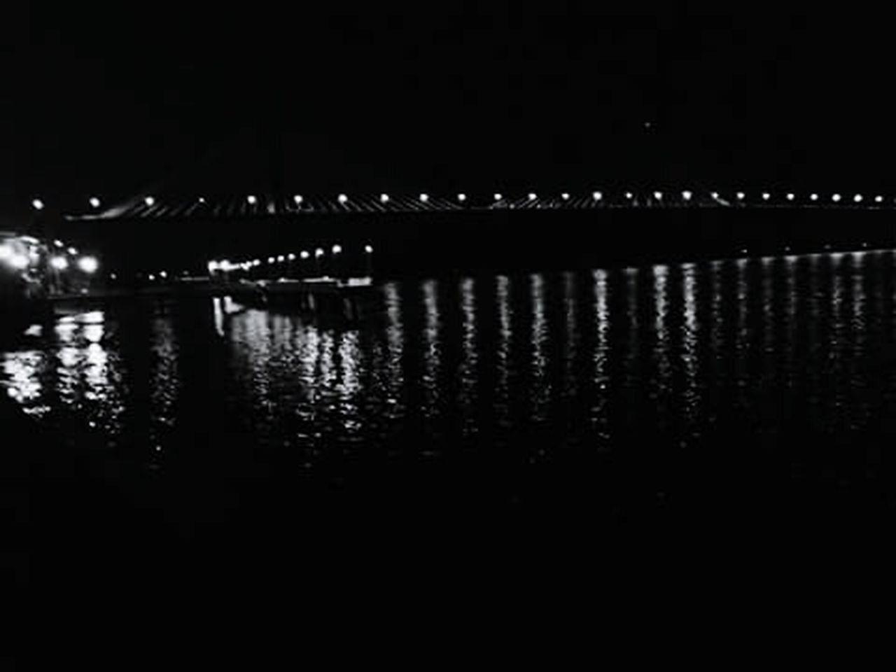 RosarioCity Puente Rosario Victoria Night