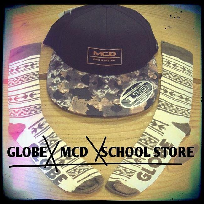 Globe e Mcd são na School Store Meia Canoalto Globe Bone  mcd morecoredivision novidade verão schoolstore school store core lifestyle urbanwear skateshop boardshop siga followme follow me