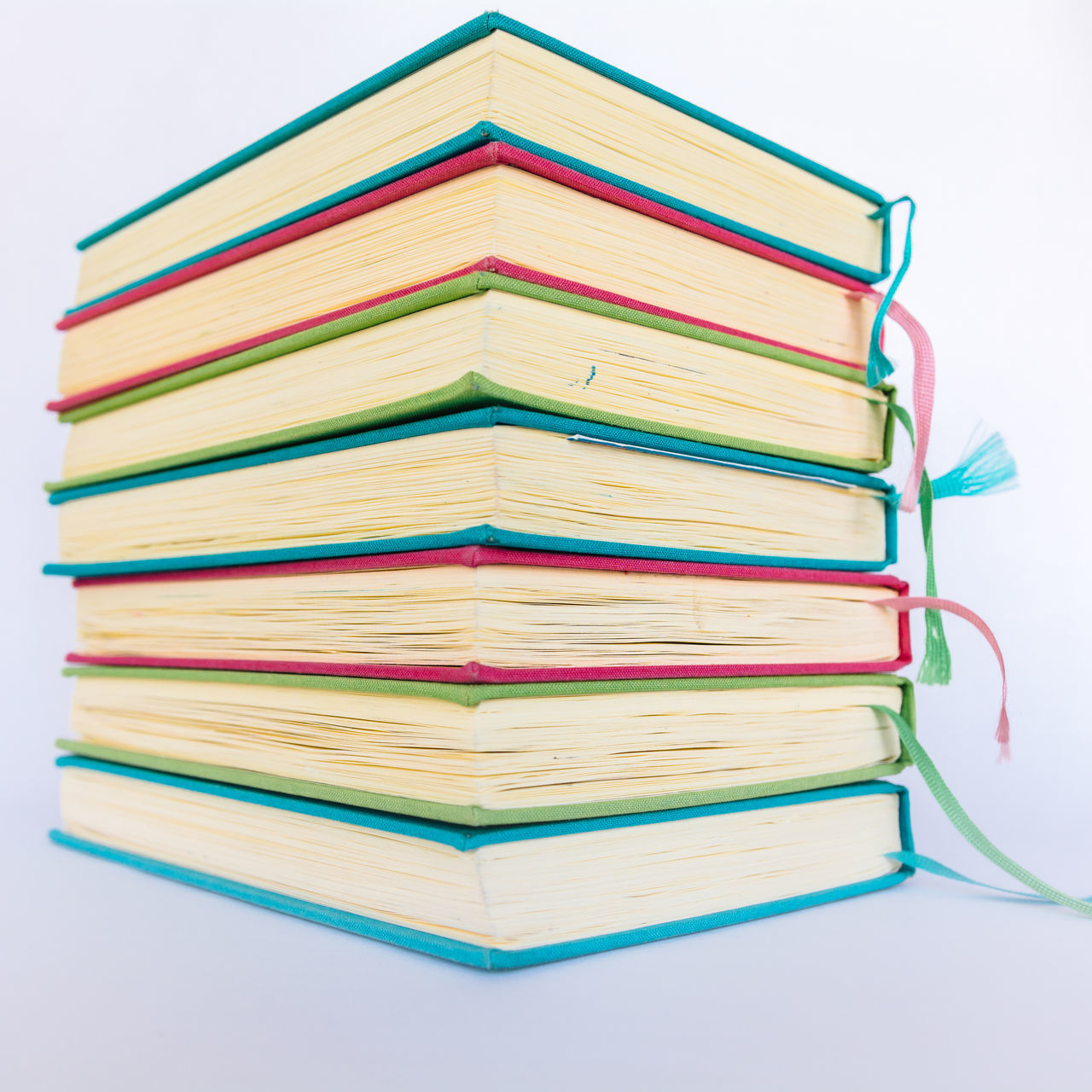 Colorful Books Blue Book Books Close-up Colorful Colors Cyan Document Education Educational Green Learning LearningEveryday Library No People Page Pink Reading Reading Books Reading Time Stack Study Hard Study Time Studying White Background