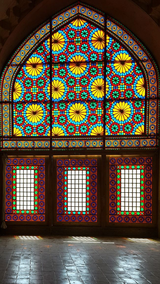 what colour your life is!!!? mine is pale pink but i like it to be colorful , a combination of all🍎🍏🍊🍇🌻🌸🍁💜💙❤Vivid Colours  Colorful Glasses Taken By Me My Photography Shiraz, Iran From Where I Stand Windows Doors With Stories Doors
