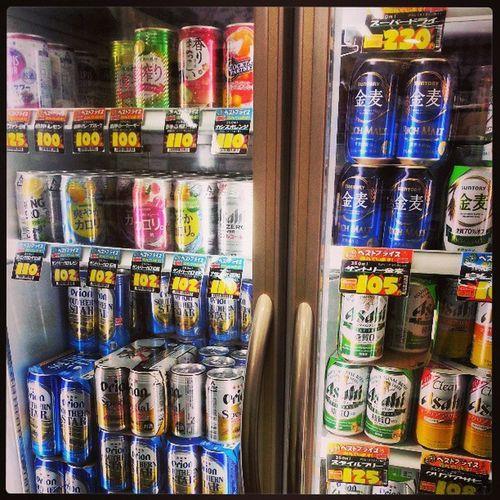 金麦105円、オリオンビールサザンスター100円悩む!ここは、地元でオリオンかな!