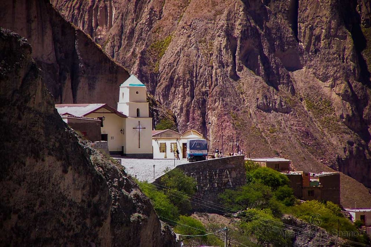 Church Mountains Iruya Salta  Argentina The KIOMI Collection