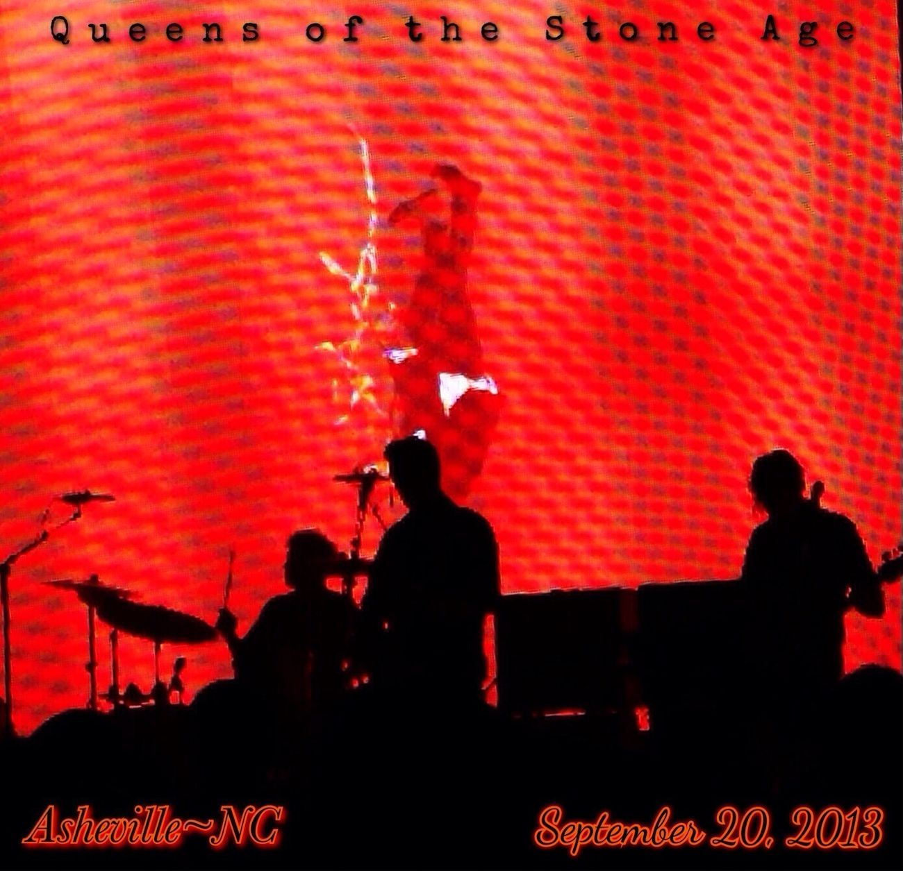 QOTSA Asheville, NC 9/20/13 Concert Qotsa Queens Of The Stone Age Awesome Performance