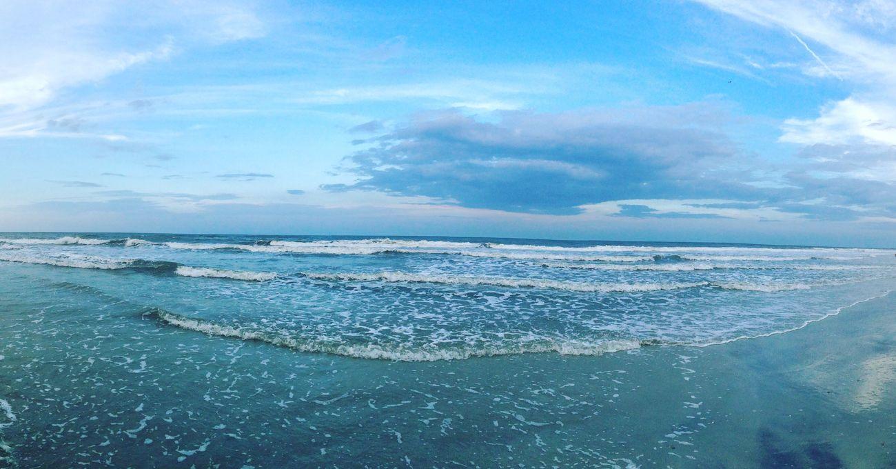 Summertime Beach Summer Ocean