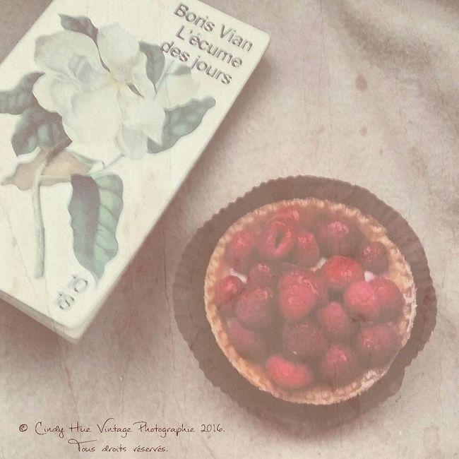 Vintage Photograph VintageNana Photography Framboise