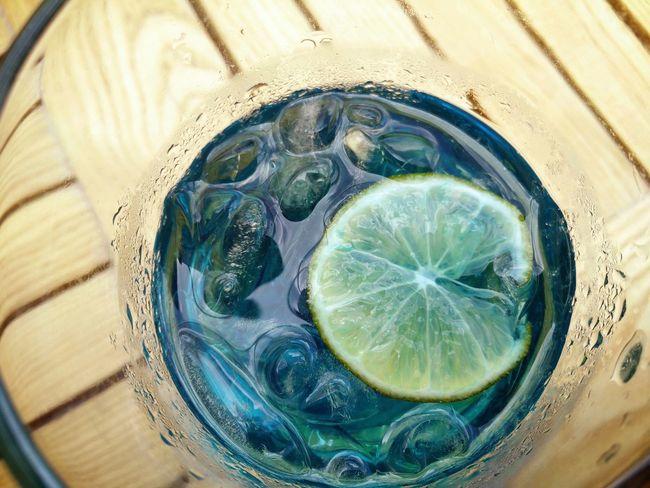 SODA - Deep blue