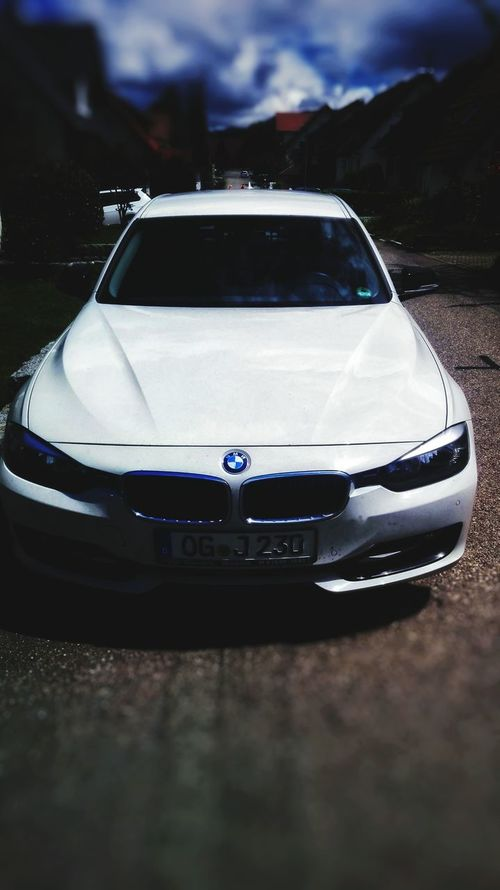 Car Racecar No People Auto Racing Water Outdoors Day Bmw Car Blue Accent White Color Street