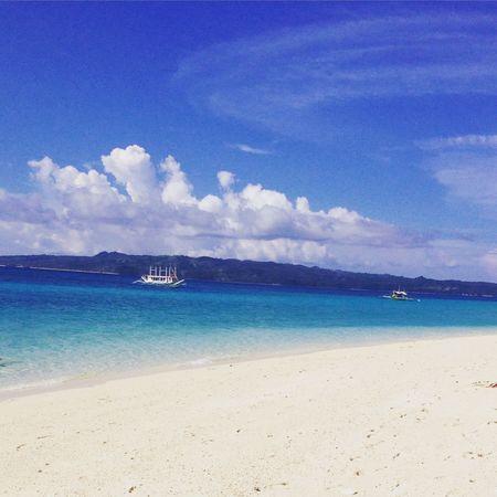 Puka beach. Boracay Holiday BoracayIsland EyeEm Nature Lover OpenEdit EyeemPhilippines Eye4photography  Puka Whitesand