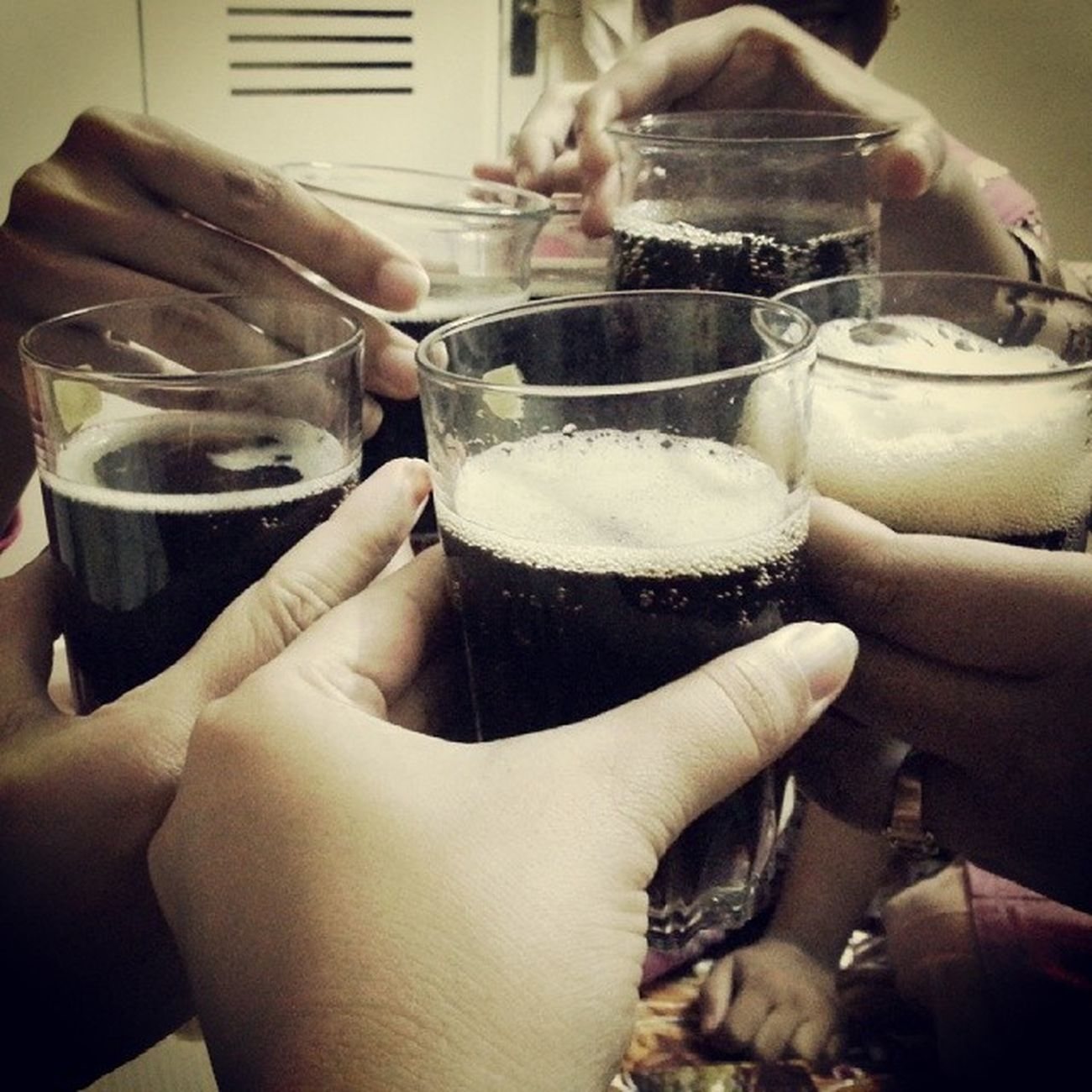 Celebration Friends FriendshipDay Raiseatoast Cheers Thumbsup GettingHigh Unforgettable