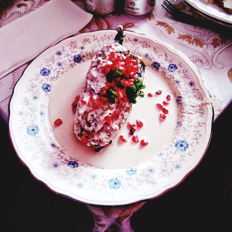 A Taste Of Life Chile En Nogada Puebla