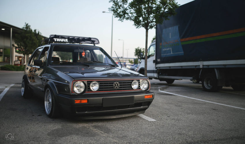 BBS Golfmk2 Hungary LowCar Carmeet Mk2 Static Volkswagen Volkswagengolf Vwhungary