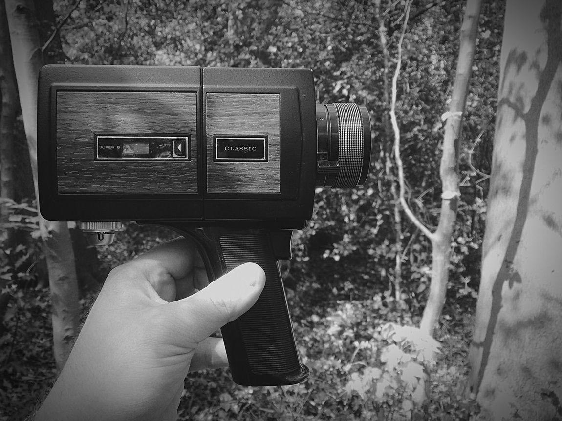 Super8 Film Ciné Eye4black&white  Black And White Blackandwhite Hanging Out Taking Photos EyeEm Best Edits Monochrome