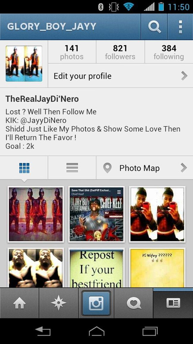 Follow Me On Instagram @ Glory_Boy_Jayy