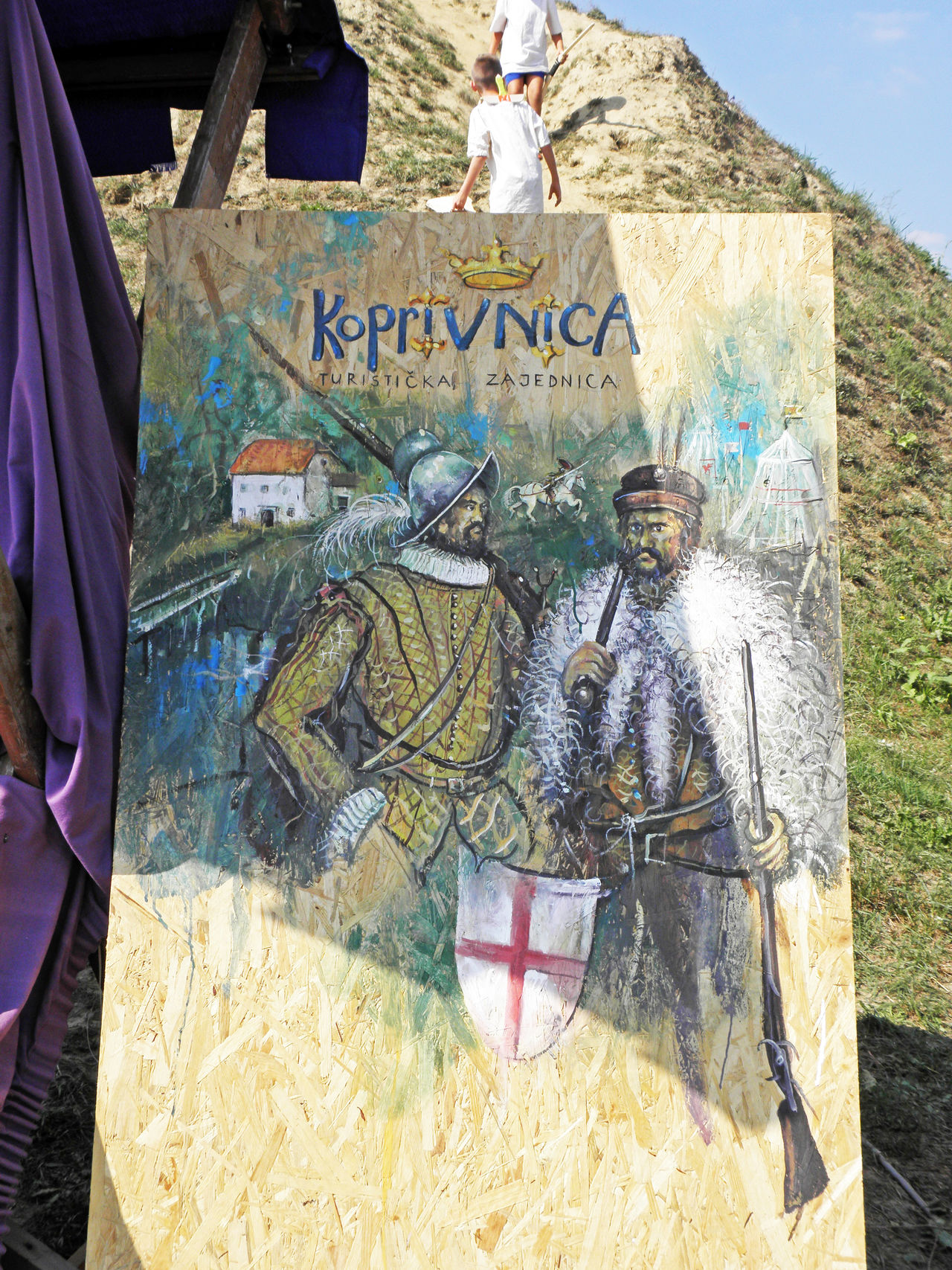 Renaissance Festival,Koprivnica,Croatia,Europe, 2016, 40,advertisement Poster Advertisement Art And Craft Creativity Croatia Day Enjoying Entertainment Eu Europe Fair History Invitation Koprivnica Outdoors Painting Picture Renaissance Festival Show Summer Text Western Script