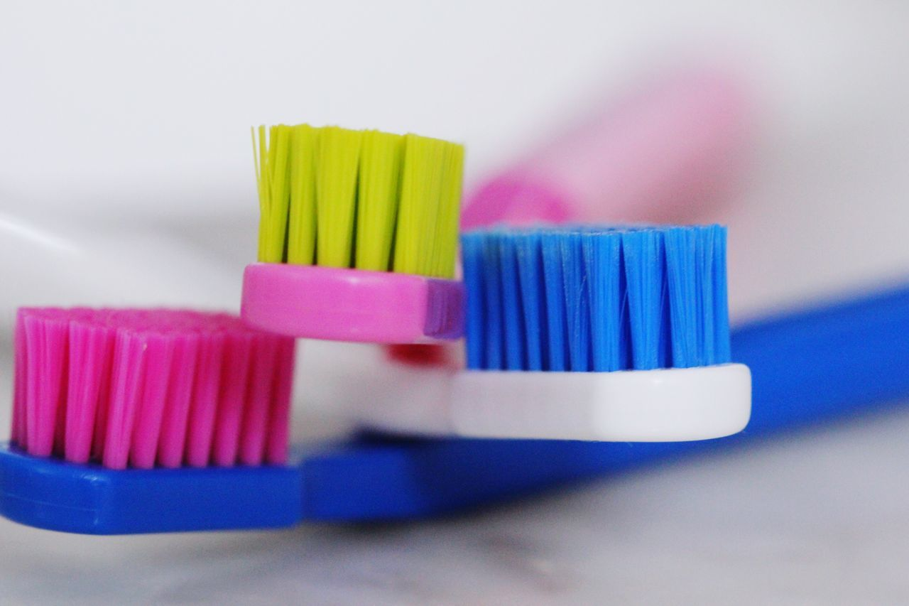 Toothbrush Tooth Teeth Colors Colorful Color Portrait Different Points Of View Dentist Dentistry Dental Curaprox