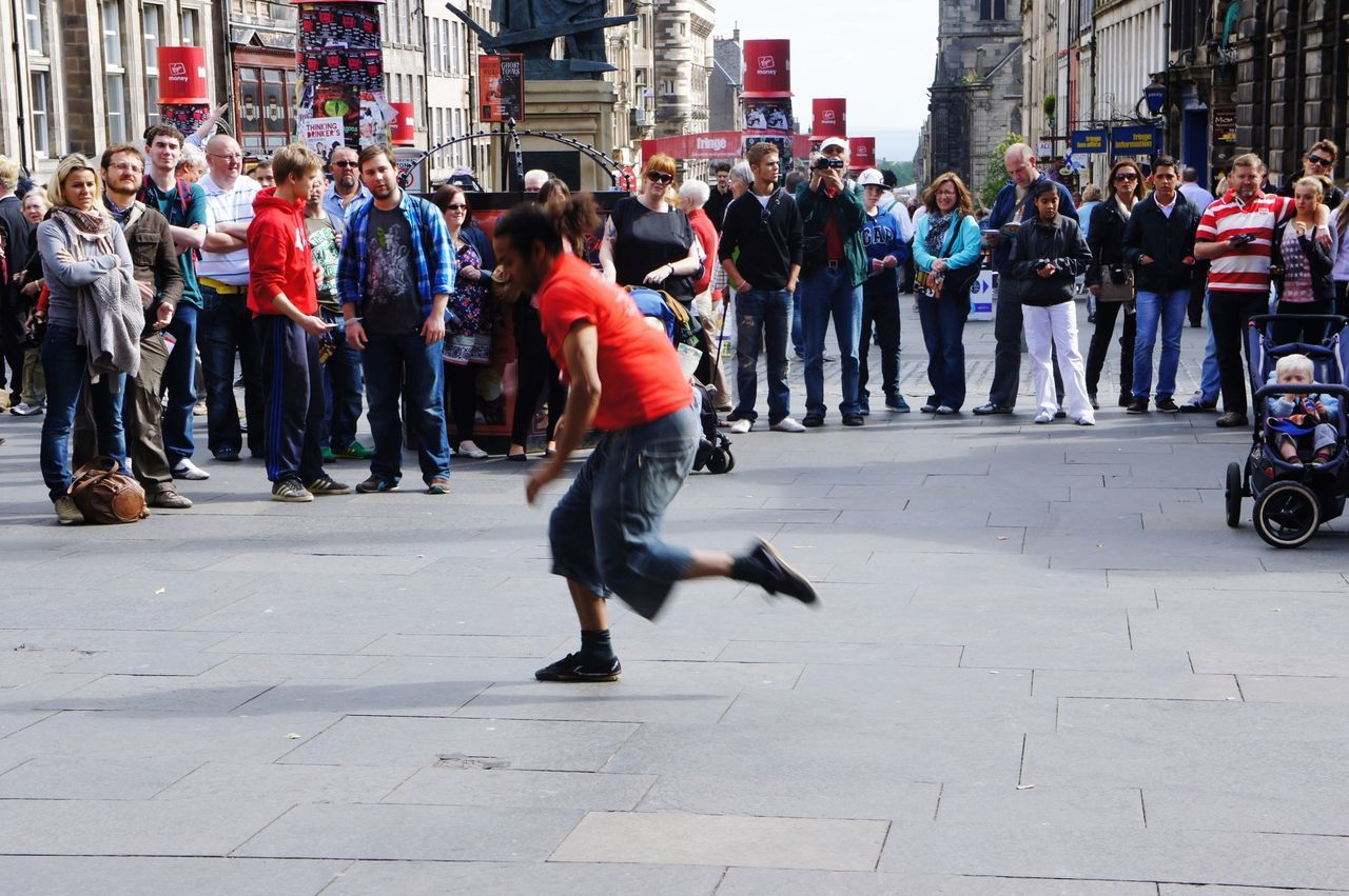 And there he goes... Capturing Movement Stand Out From The Crowd Dance Performance Work In Progress People Photography Growing Better Streetphotography Streetart The Moment - 2015 EyeEm Awards Photography In Motion Colour Of Life People And Places The Street Photographer - 2017 EyeEm Awards