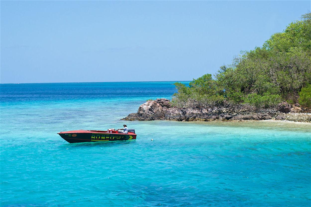 Blue Boat Caribbean Caribbean Sea Grenadines Island Islandlife Paradise Saint Vincent And The Grenadines Sea Sea View Seaside Sun Sunny Tobago Tobagoisland
