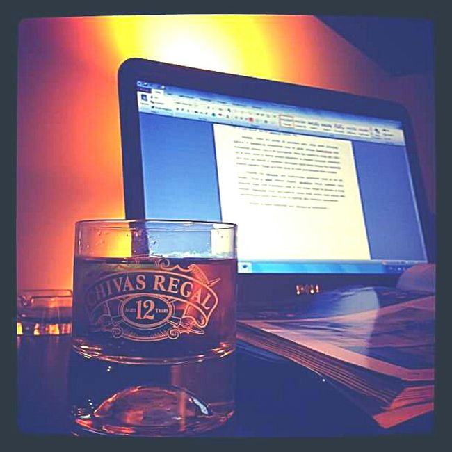 Freelance Life Chivas Regal 12 Years Dell Working Hard Boring... Enjoying Life Microsoft Surface Archeology Art Sculptures Words Time To Reflect First Eyeem Photo