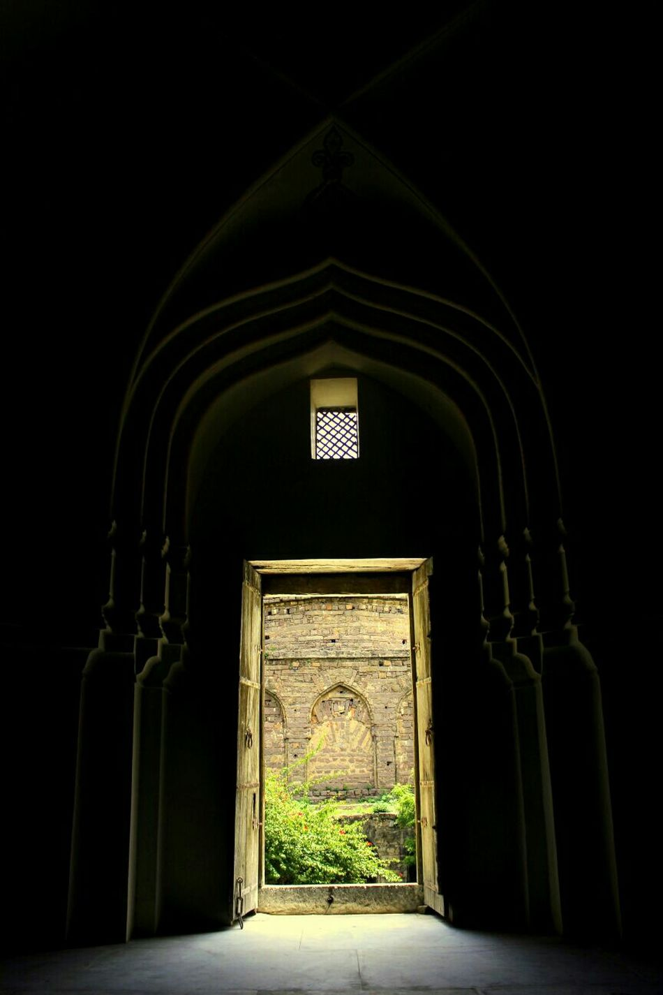 I Love My City The Doorway To A New Beginning Light In The Darkness Soul Of The City Hyderabad India