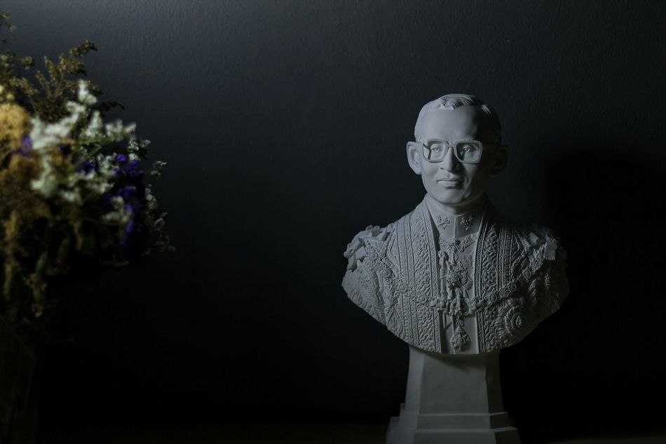 Portrait One Person Human Body Part One Man Only King King Of ThailandBhumibol Adulyadej Former King of Thailand