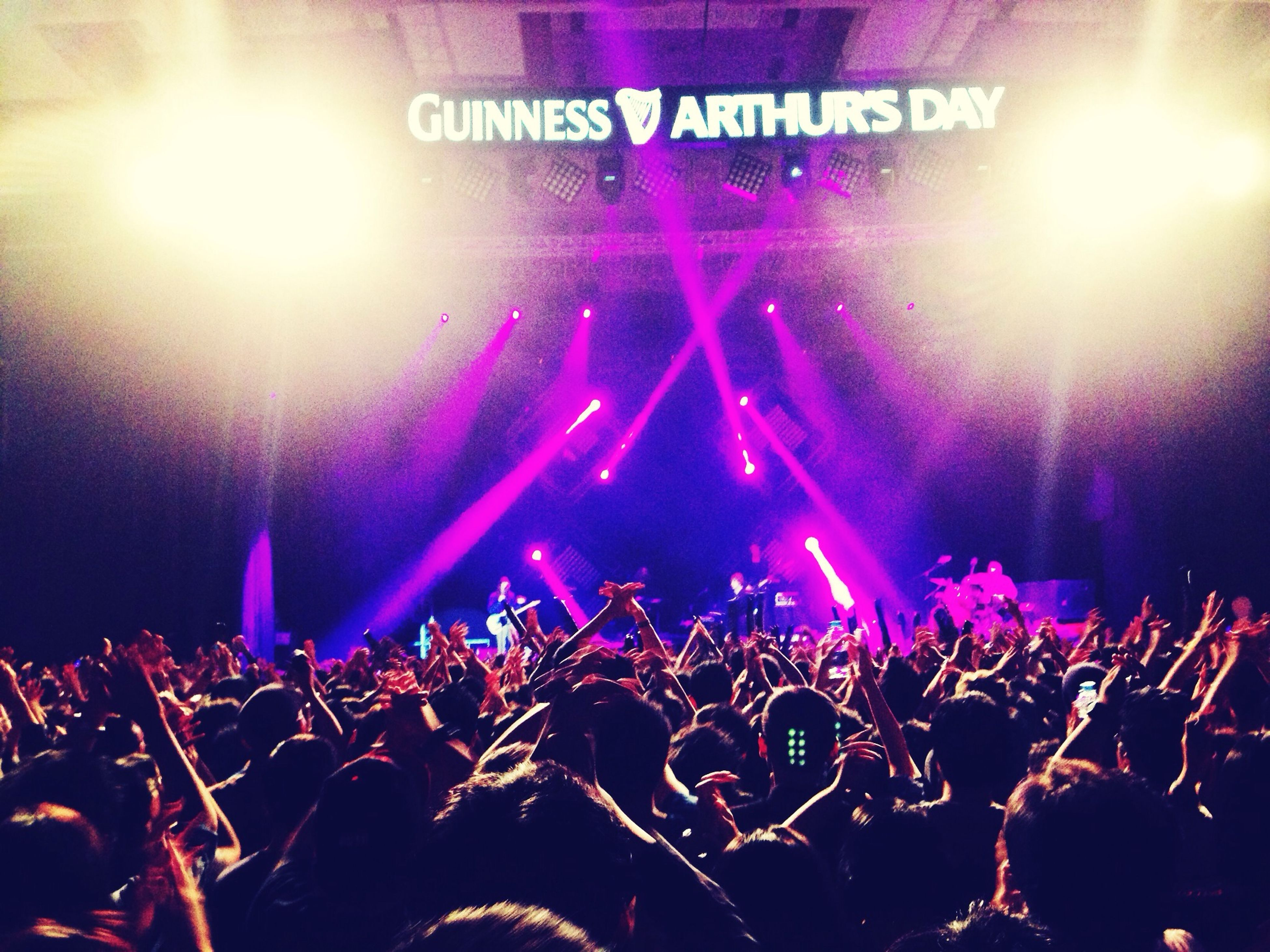 large group of people, illuminated, crowd, arts culture and entertainment, music, event, nightlife, night, performance, enjoyment, celebration, person, music festival, concert, youth culture, popular music concert, men, excitement, fun