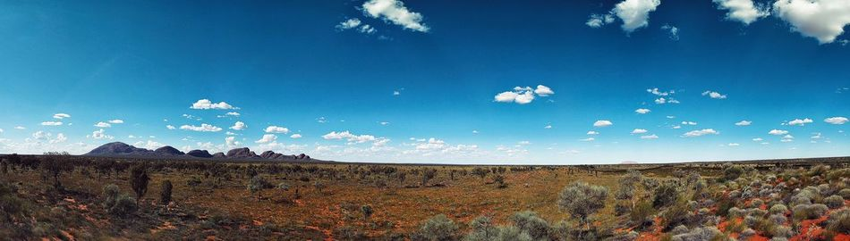 Uluru Uluru Kata Tjuta Landscape Beauty In Nature Panaramic Outdoors Kata Tjuta Australia Australian Landscape Panorama Australia & Travel Day Panoramic Photography Nature Ayers Rock Sky Nature No People Night Star - Space Close-up Star Trail Galaxy Astronomy IPhoneography