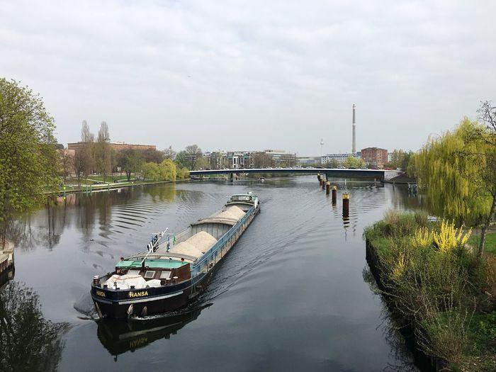 Ship ms hansa am Nordhafen 20160412