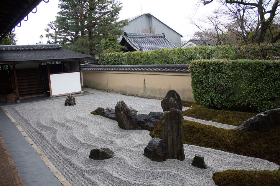 Architecture Cultures Daitokuji Japan Japanese Culture Kyoto Outdoors Tranquility Zen Garden Zen Temple