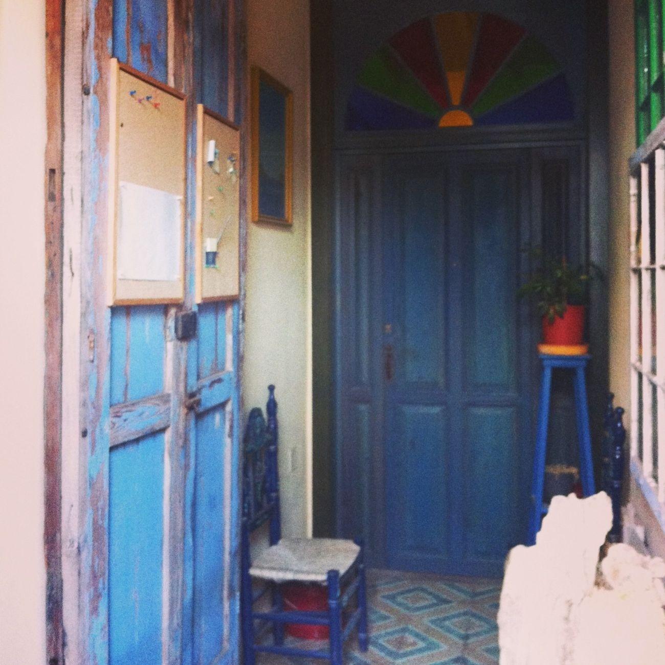 Zaguán House Hall Casa Entrada